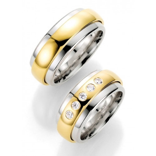 Polish Dome Hammered Ladies And Mens Wedding Bands 0.25 Ctw Round Diamond 7mm, 8mm 02235